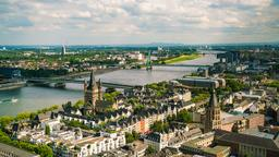 Cologne hotels near Deutsches Sport & Olympia Museum