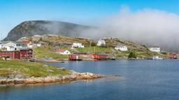 Find cheap flights from Detroit to Newfoundland and Labrador