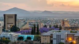 Find cheap flights from Ontario to Windhoek Hosea Kutako Intl