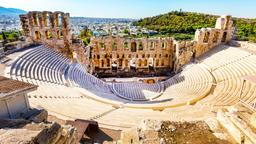 Find cheap flights from Regina to Athens