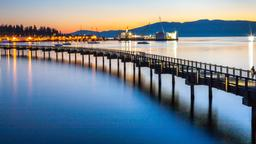 Find cheap flights from Toronto to Bellingham