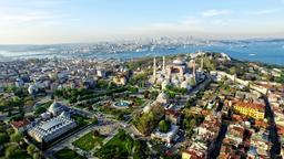 Find cheap flights from Paris Charles de Gaulle Airport to Istanbul Ataturk Airport