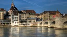 Find cheap flights to Basel
