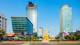 Find First Class Flights to Phnom Penh