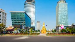 Find cheap flights from Toronto Pearson Intl to Phnom Penh