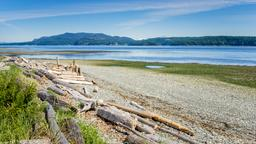 Find cheap flights from Ontario to Campbell River