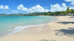 Find cheap flights from Ontario to Castries