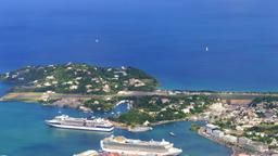 Find First Class Flights to Castries