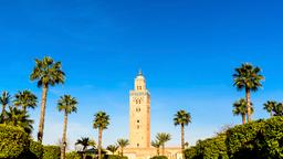 Marrakesh hotels near Mosquée de la Koutoubia
