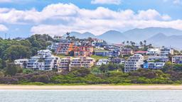Find cheap flights from Kelowna to Coffs Harbour
