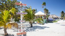Find cheap flights from Calgary to Belize