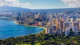 Find cheap flights from Nanaimo to O'ahu