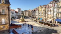 Find cheap flights to Vitoria-Gasteiz
