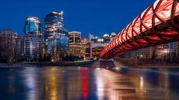 Find cheap flights from Belgium to Calgary