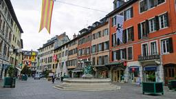 Hotels near Chambéry airport