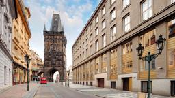 Prague hotels near Powder Tower
