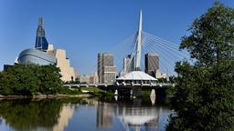 Find cheap flights from Missouri to Winnipeg