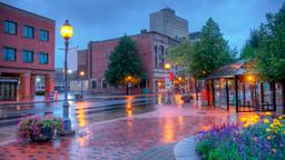 Find cheap flights from Texas to Moncton