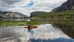 Find cheap flights from Minneapolis to Kelowna