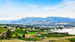 Find cheap flights from St. Louis to Kelowna