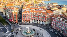 Nice hotels near Place Massena