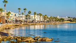 Find cheap flights from Ontario to Paphos