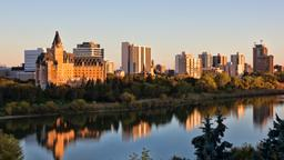 Find cheap flights from Victoria to Saskatoon