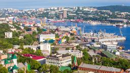 Find cheap flights to Vladivostok