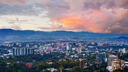 Find cheap flights from Montreal Trudeau Airport to Guatemala City