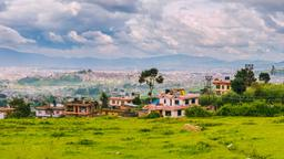 Find cheap flights from Ontario to Kathmandu