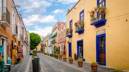 Find cheap flights from Ottawa to Puebla City