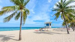Find cheap flights from Whitehorse to Fort Lauderdale