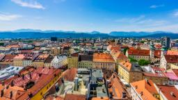 Find cheap flights from Toronto to Klagenfurt