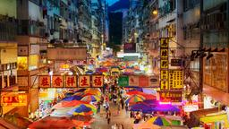 Find cheap flights from Winnipeg to Hong Kong