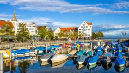 Find cheap flights from Montreal to Friedrichshafen