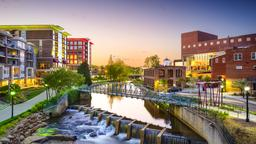 Find cheap flights from Montreal to Greenville