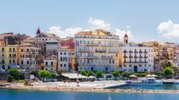 Find cheap flights from Alberta to Corfu