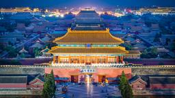 Find cheap flights from Ontario to Beijing Capital