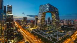 Find cheap flights from Saskatoon to Beijing Capital