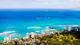 Find Business Class Flights to Honolulu