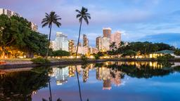 Find cheap flights from Ontario to Honolulu