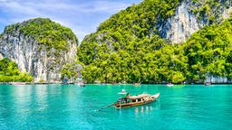 Find cheap flights from Toronto to Phuket