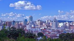 Find cheap flights to Harare