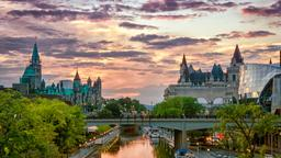 Find cheap flights from Lyon to Ottawa