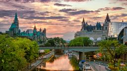 Find cheap flights from Washington Reagan-National to Ottawa