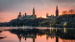 Find cheap flights from Newcastle upon Tyne to Ottawa