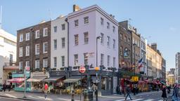 London hotels in Covent Garden