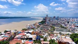 Find cheap flights from Victoria to Guayaquil