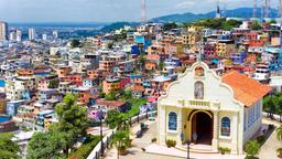 Guayaquil hotels near Museo Nahim Isaias