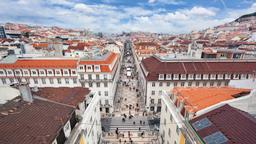Lisbon hotels near Hospital Curry Cabral